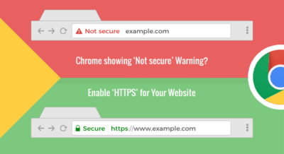 HTTPS sites στον Chrome